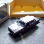 C435/1 Corgi 1:36 Volvo 760 Turbo reworked code 3 extra detail applied model @sold@